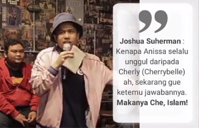 Lecehkan Agama Islam, FUIB Akan Laporkan Joshua Suherman ke Mabes Polri
