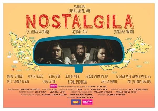 Nostalgila (2014) PPVRip 1080p Malaysub