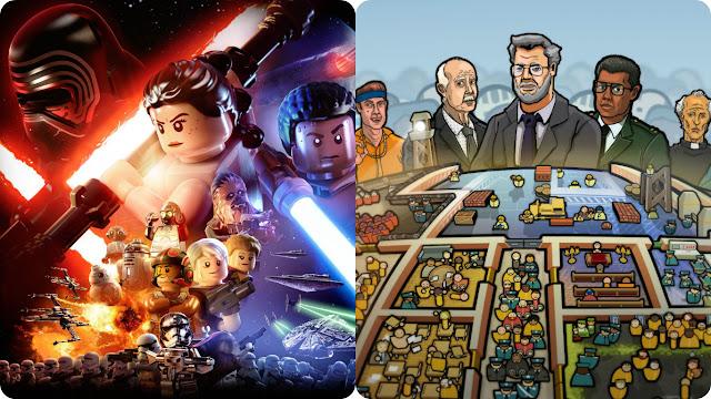 Confira agora os principais lançamentos de games dessa semana. Todos os consoles, incluindo os da geração antiga terão games novos.