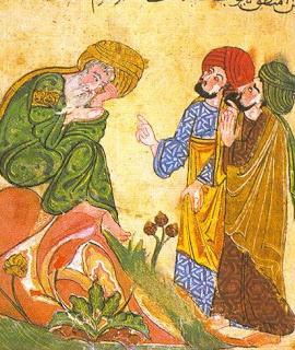 A-13th-century Ottoman illustration