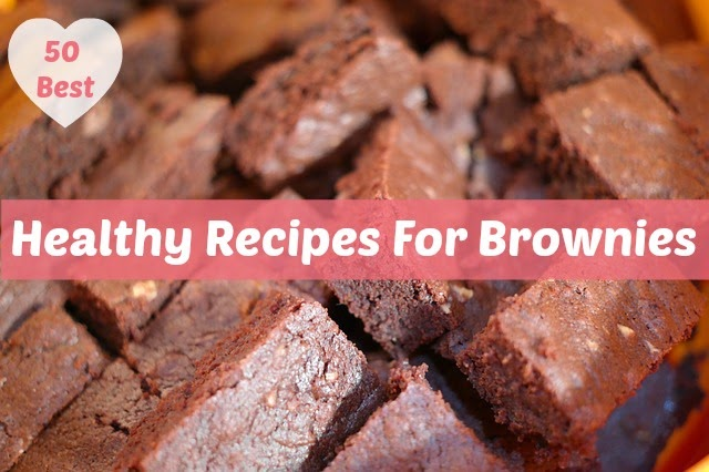 Healthy Recipes For Brownies | Becky Cooks Lightly