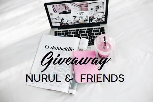 Giveaway, Blogger, Blog, Sponsor By Me, Miss Banu, Blog Miss Banu Stoy,