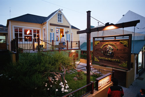 Restaurante Bodegón Fueguino em Ushuaia