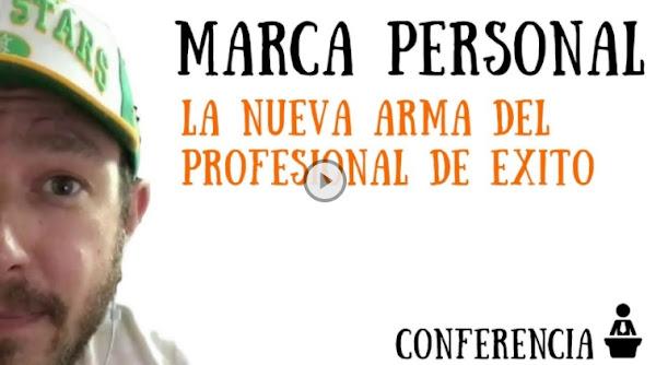 Marca Personal, ¿cómo está cambiando el trabajo? | Madrid 2014 (conferencia completa)