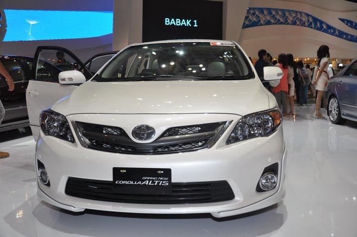 Toyota Yaris Trd Modif Harga Grand New Avanza 2016 Bekas Bodykit Altis | Solo Abs Plastic