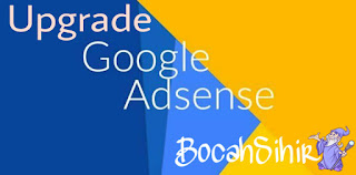 Cara Upgrade Adsense Hosted