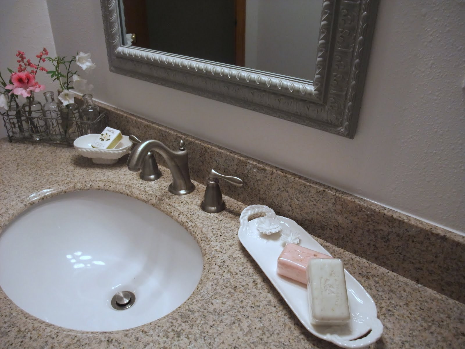 Just Another Hang Up: Bathroom Reveal Continued