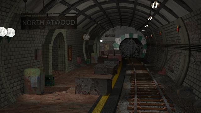Metro Uncharted 3 - Estela3D