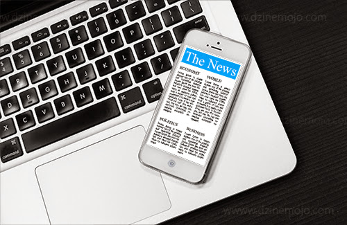Read News on Your Smart Phone