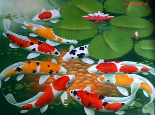 Tips merawat Kolam Ikan Koi Agar Terlihat Indah