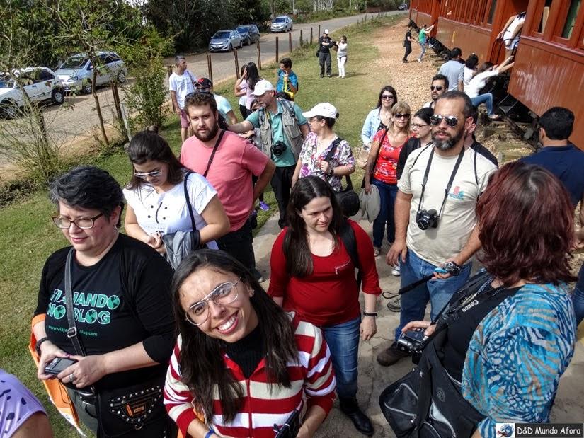 II Encontro de Inverno de Blogueiros de Viagem  - Tiradentes MG