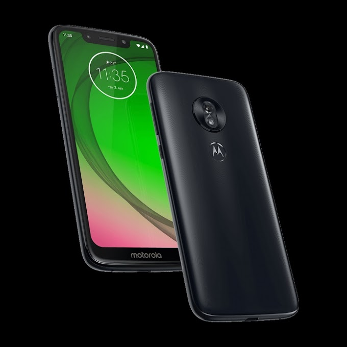 Moto G7 Power Leak Images, Specs, Price, Features