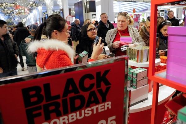 Tiga Mitos tentang Black Friday