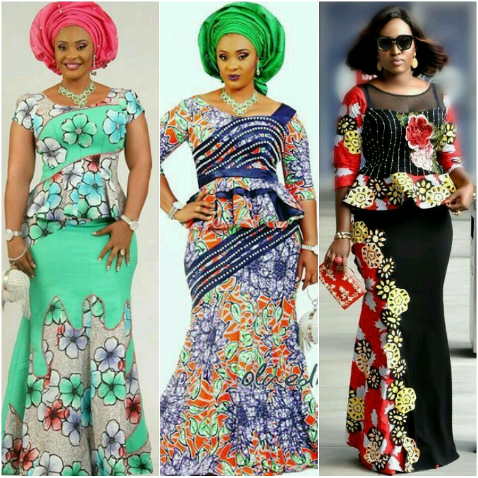 Get Inspired with These Latest Ankara Trends Seen Over the Weekend | Download latest ankara ...