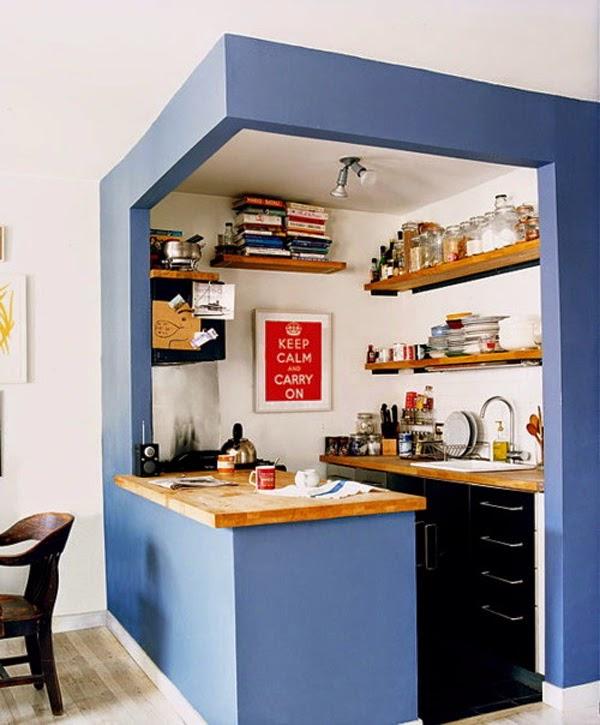 Excepcional Muebles De Cocina Creativa Friso - Ideas de Decoración ...