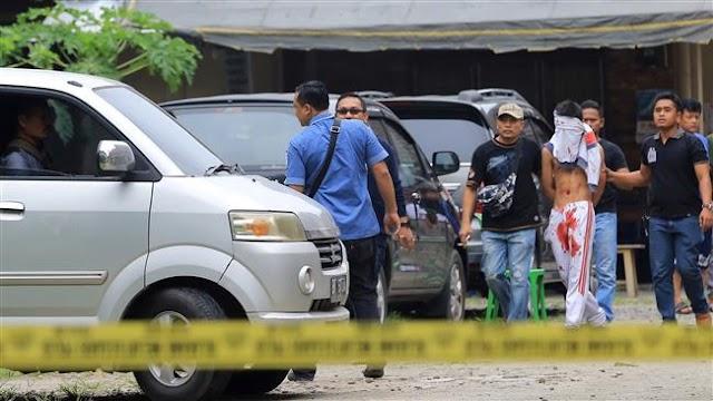 Indonesian police wound, arrest suspected Takfiri Daesh terrorist group supporter in Jakarta