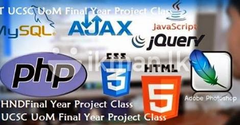 Computer Projects / Assignments | MSc BIT BSc HND Edxcel PHP Web