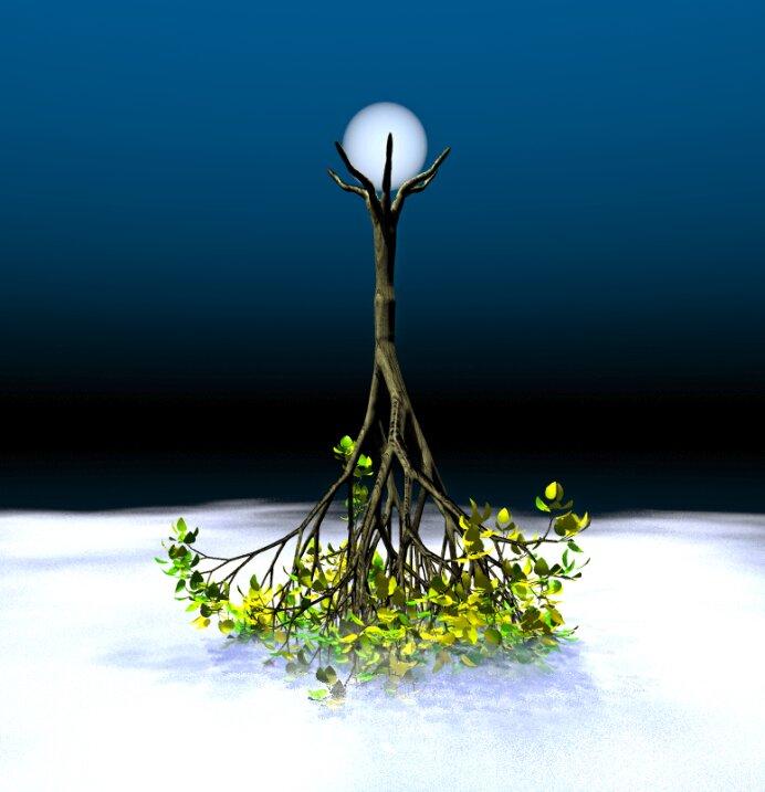 Der Weltenbaum Teil 9: Daosimus, Islam, Göttersturz ...  Der Weltenbaum ...