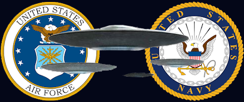 Internal Air Force/Navy E-Mails on UFOs, UAPs