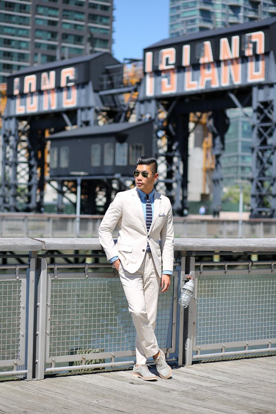 Levitate Style, Leo Chan, menswear, Suede Wingtip, Allen Edmonds