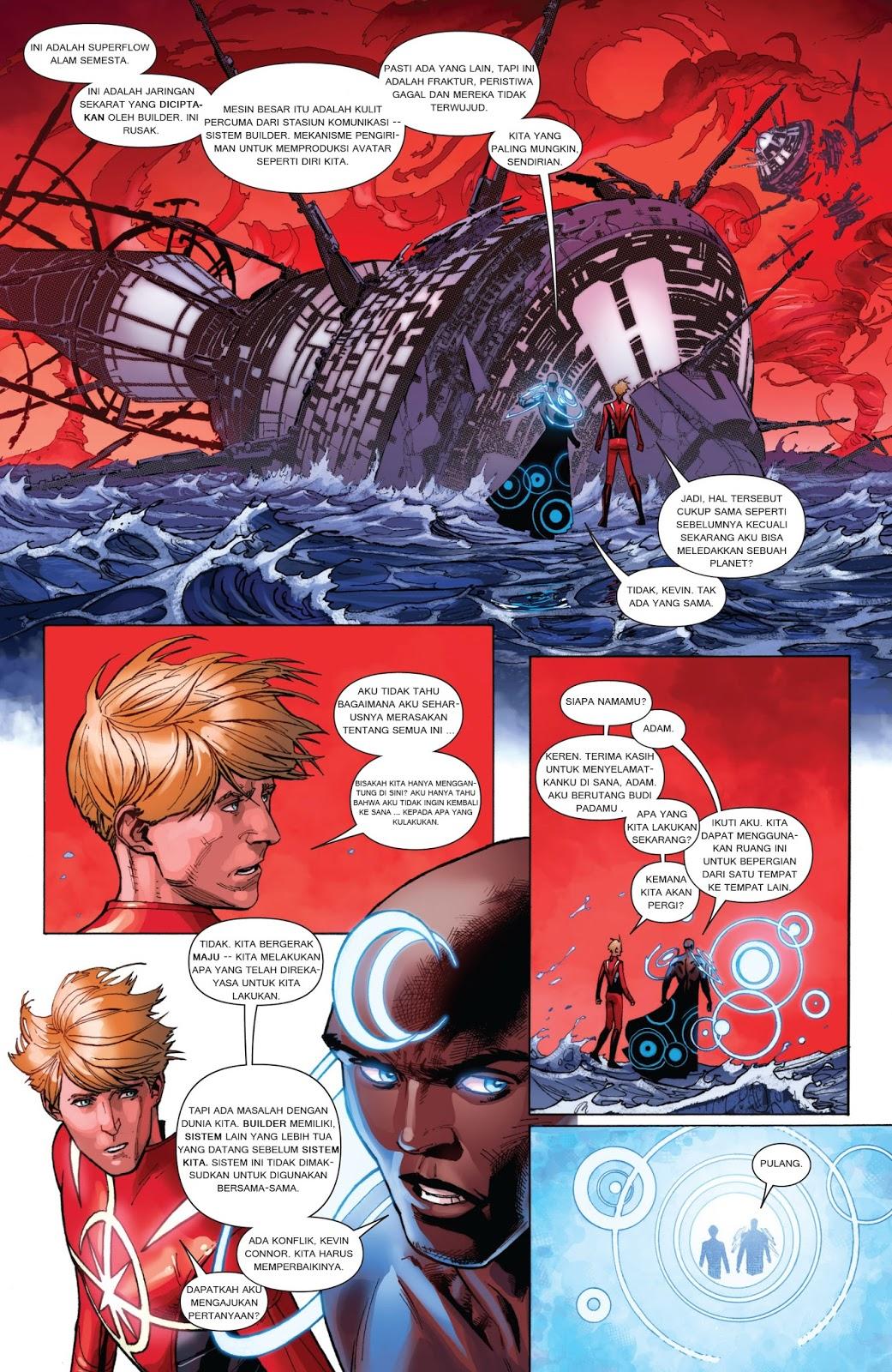 komik amerika bahasa indonesia avengers 8
