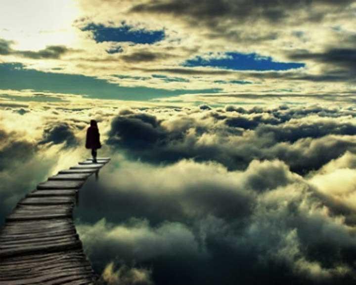 gün doğumu manzaralı bulut resimleri