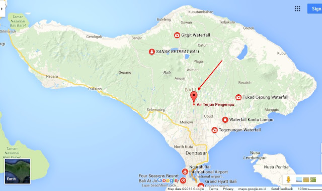 Bali Map,Things to do in Bali Island,Tourist Attractions in Bali,Map ...