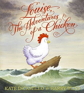 https://www.amazon.com/Louise-Adventures-Chicken-Kate-DiCamillo/dp/0060755547