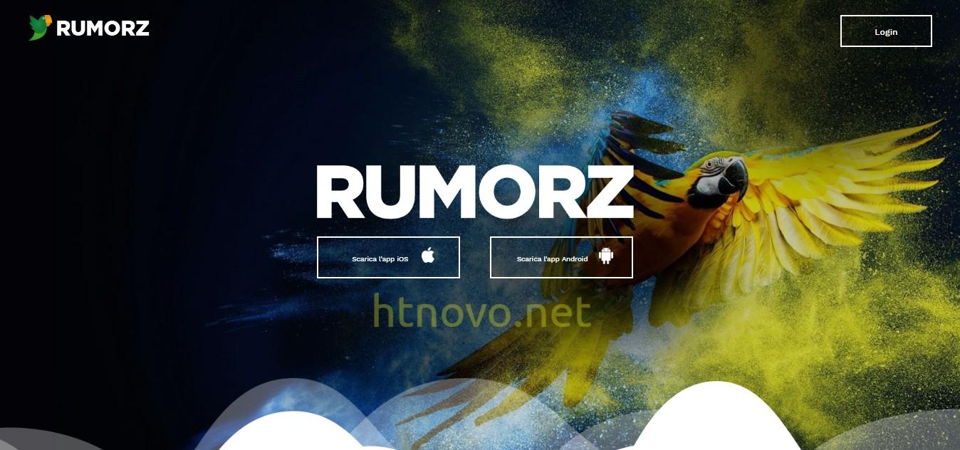 RUMORZ-social