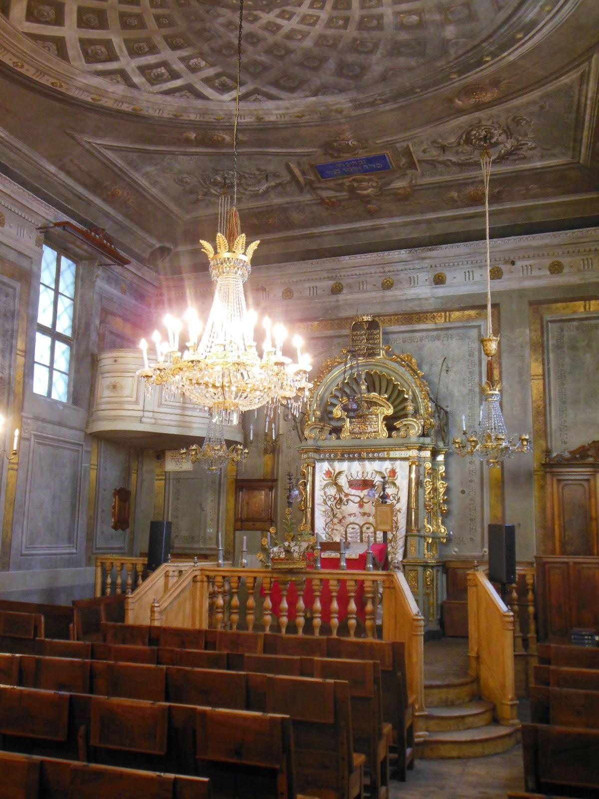 Cuneo e dintorni Sinagoga Cuneo
