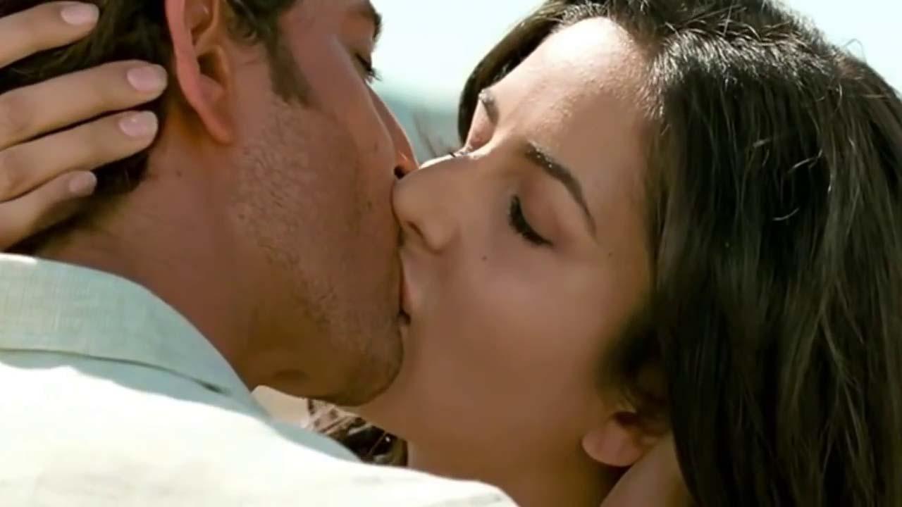 The Nude katrina kaif kiss very