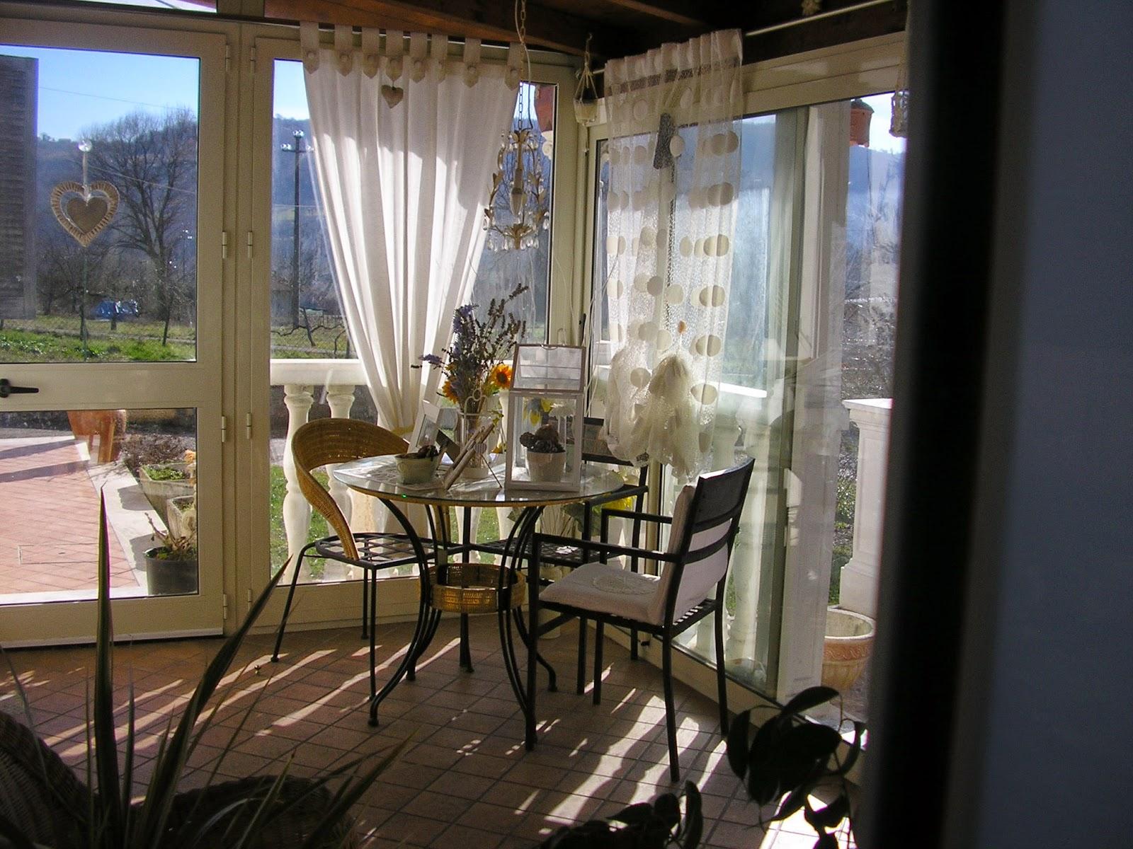 Shabby bell veranda shabby chic 2 for Design d interni