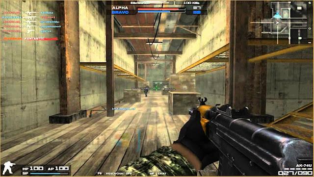 Counter Strike Online Game