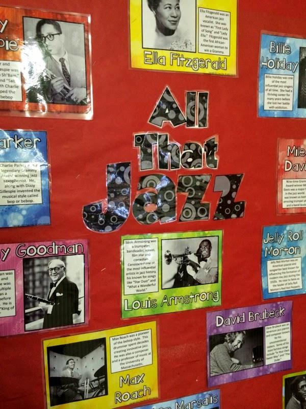 Mrs King S Music Class February Bulletin Board Ideas