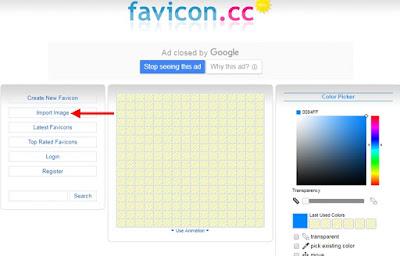 Cara Mudah Membuat Logo Blog Sendiri Secara Online