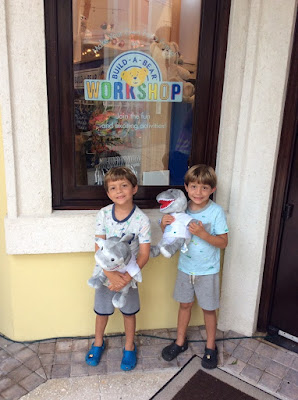 Beaches Resorts Turks and Caicos Build a Bear Workshop
