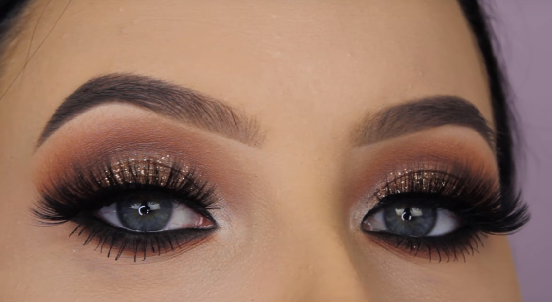 Eye Makeup For Brown Eyes And Eyeliner Tips Beauty Tips Beauty