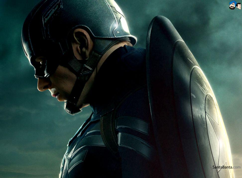 Captain America 2 Winter Soldier Wallpaper | Wallpapers Genius