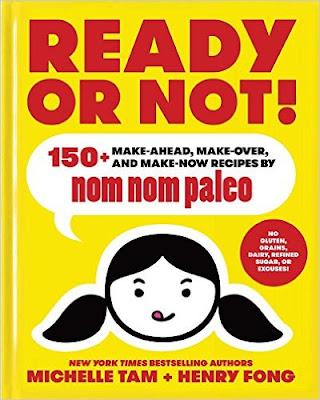 books, recommendations, cookbooks, cooking, eating, entertaining, Paleo, gluten-free, elimination diet, Nom Nom Paleo, Michelle Tam, Henry Fong