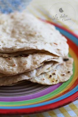 tortillas trigo la dulce comarca