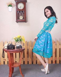 Model Kebaya Dress Simple