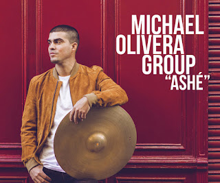 "Michael Olivera Group: ""Ashe"" / stereojazz"