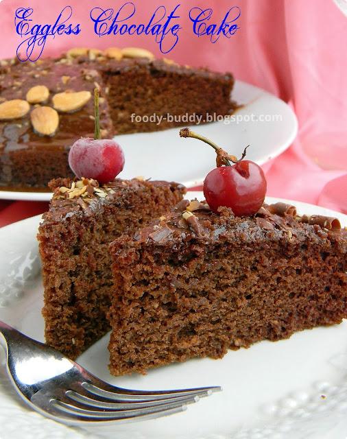 Chocolate Cake Mix Needs Egg Butter Vegan