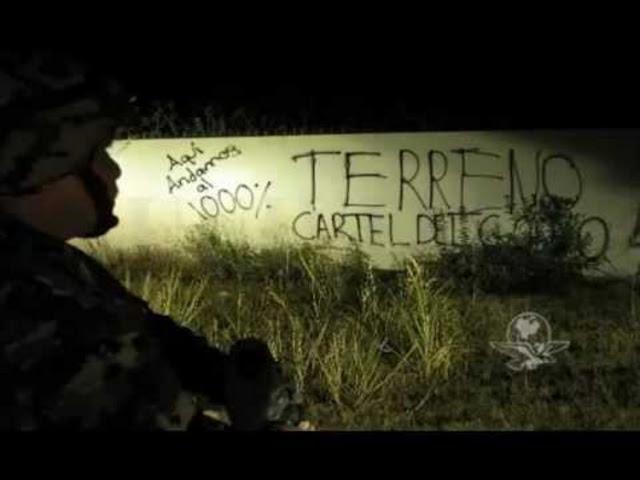 """Remanentes de """"Los Zetas"""" y del Cártel del Golfo se disputan a sangre y fuego Coahuila"""
