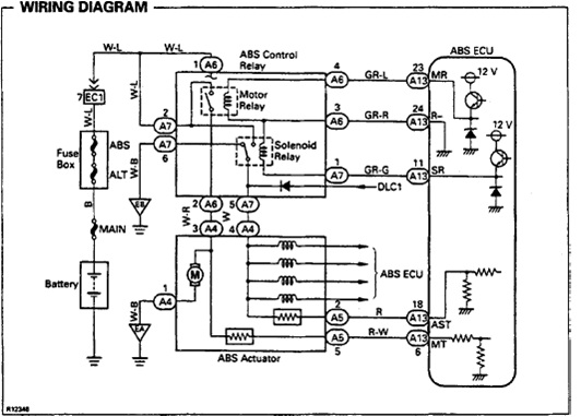 wiring diagram toyota tiger d4d