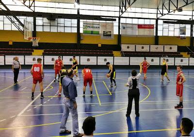 La Mota y Alcaudete dan el campanazo y se cuelan en la final de la Copa Diputación Masculina