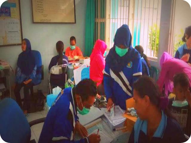250 Warga Binaan di Rutan Ambon ikut Pemeriksaan IMS dan HIV-AIDS