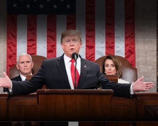 #SOTU: Full text of President Trump's 2019 State of the Union speech