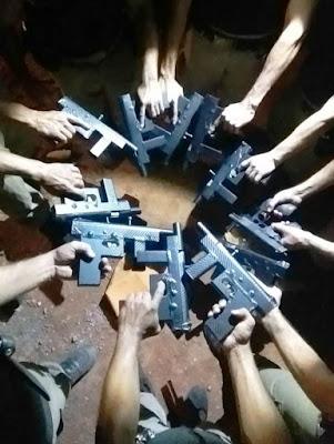 site policia mg PMMG apreende armas e drogas em Belo Horizonte