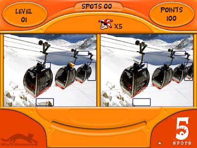 大家來找茬2(5 Spots II),深受大眾喜愛的益智休閒遊戲!